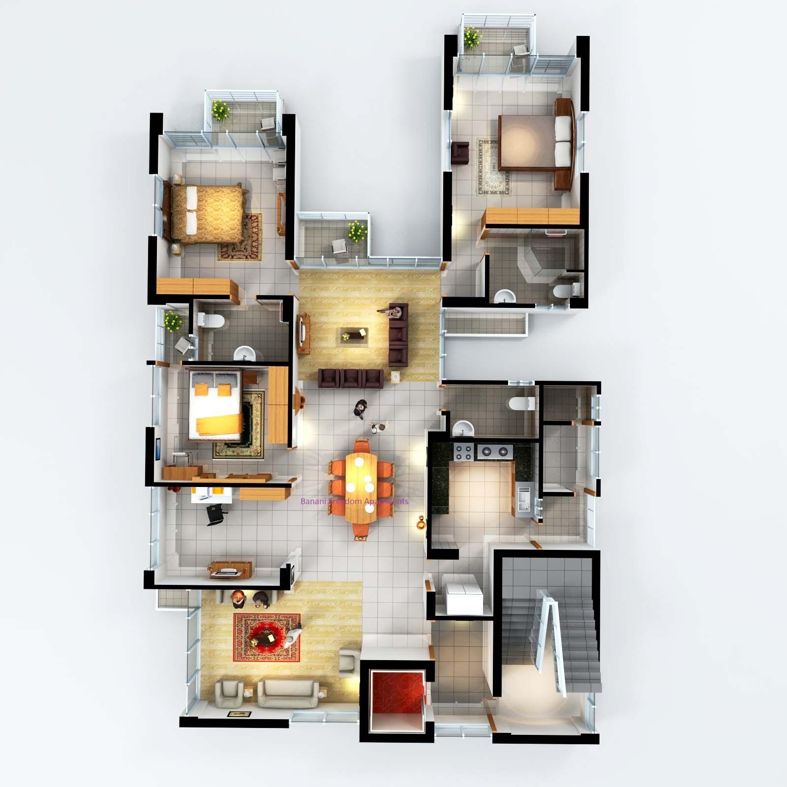 Banani Freedom Luxury Apartments